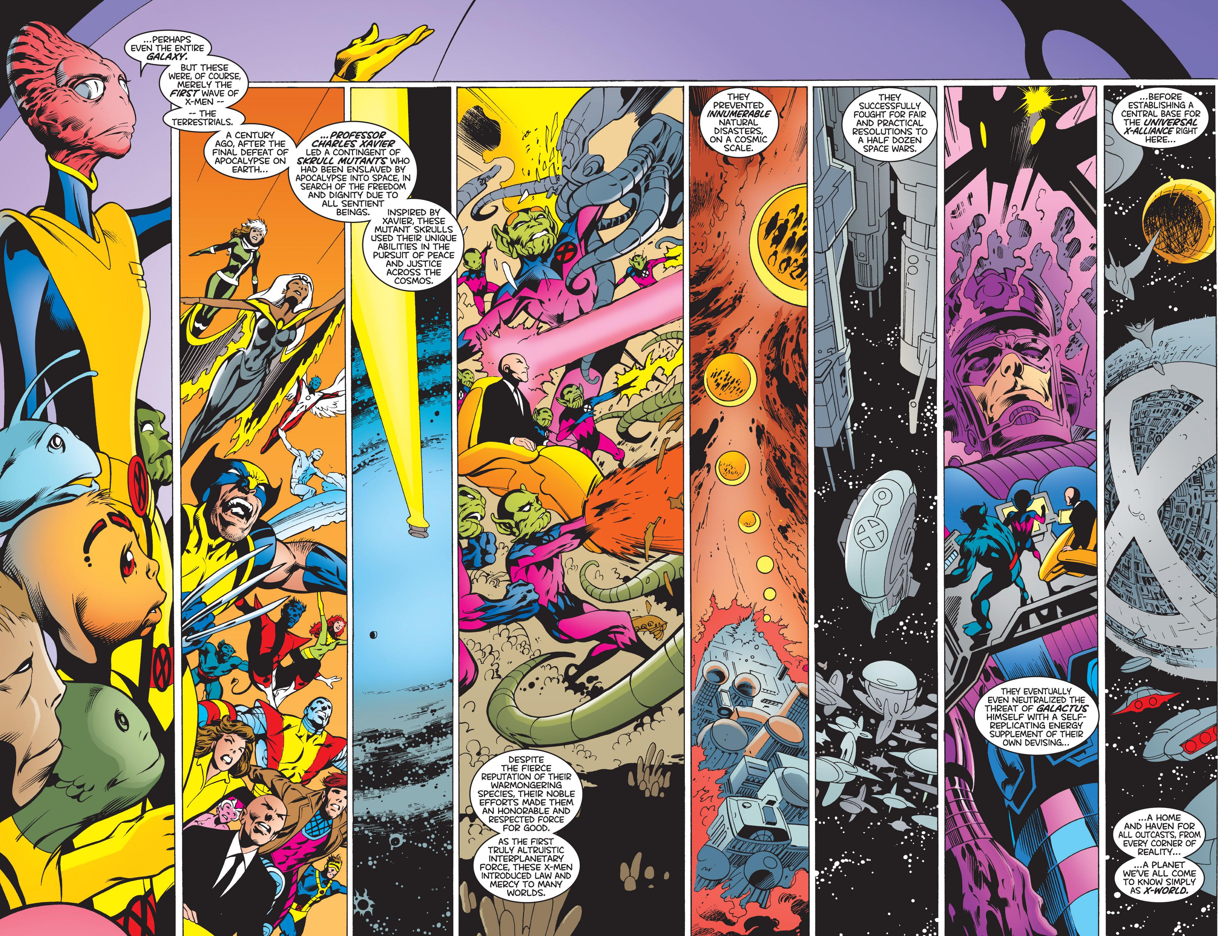 X-Men (1991) 98 Page 2