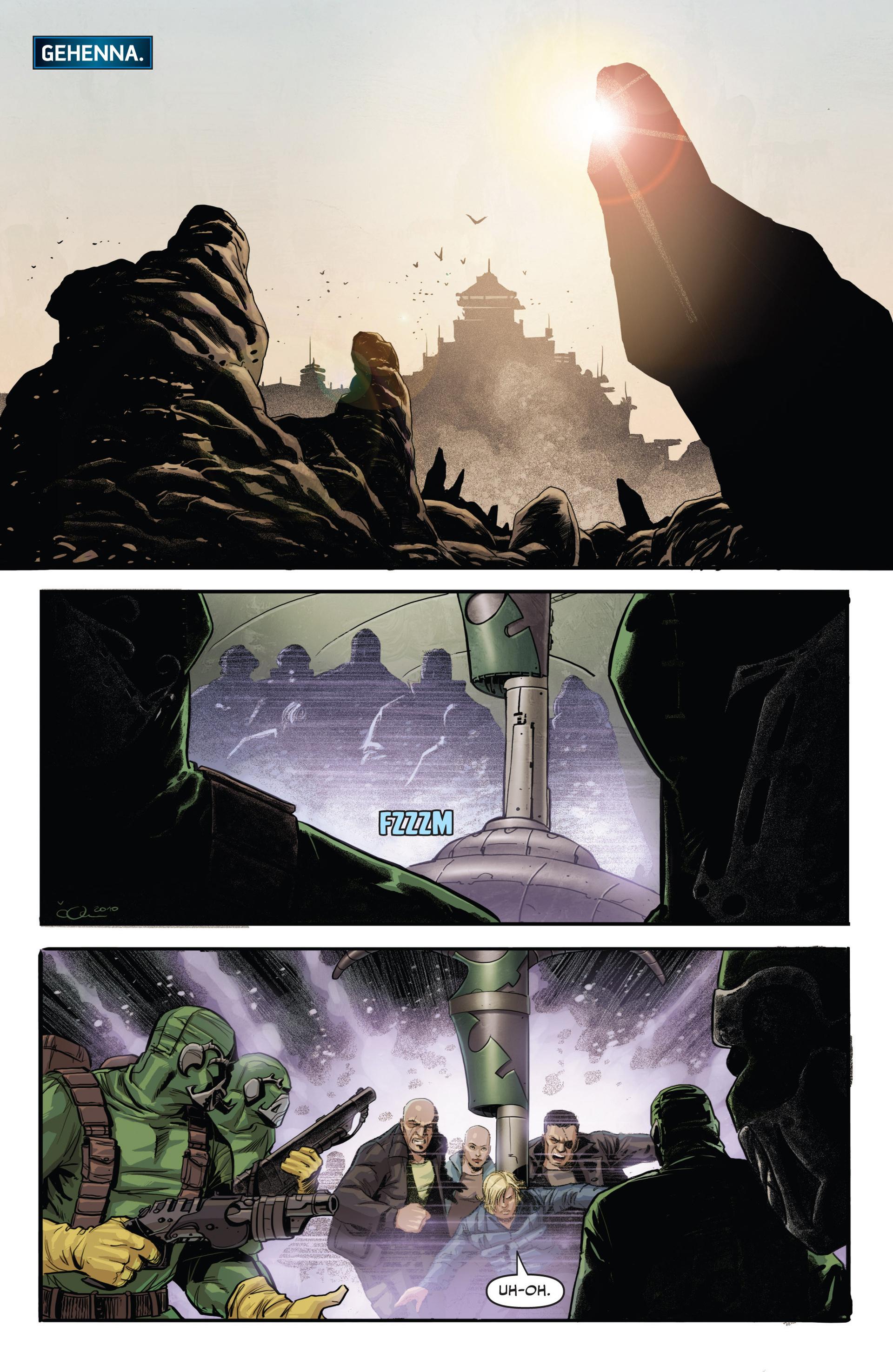 Read online Secret Warriors comic -  Issue #20 - 18