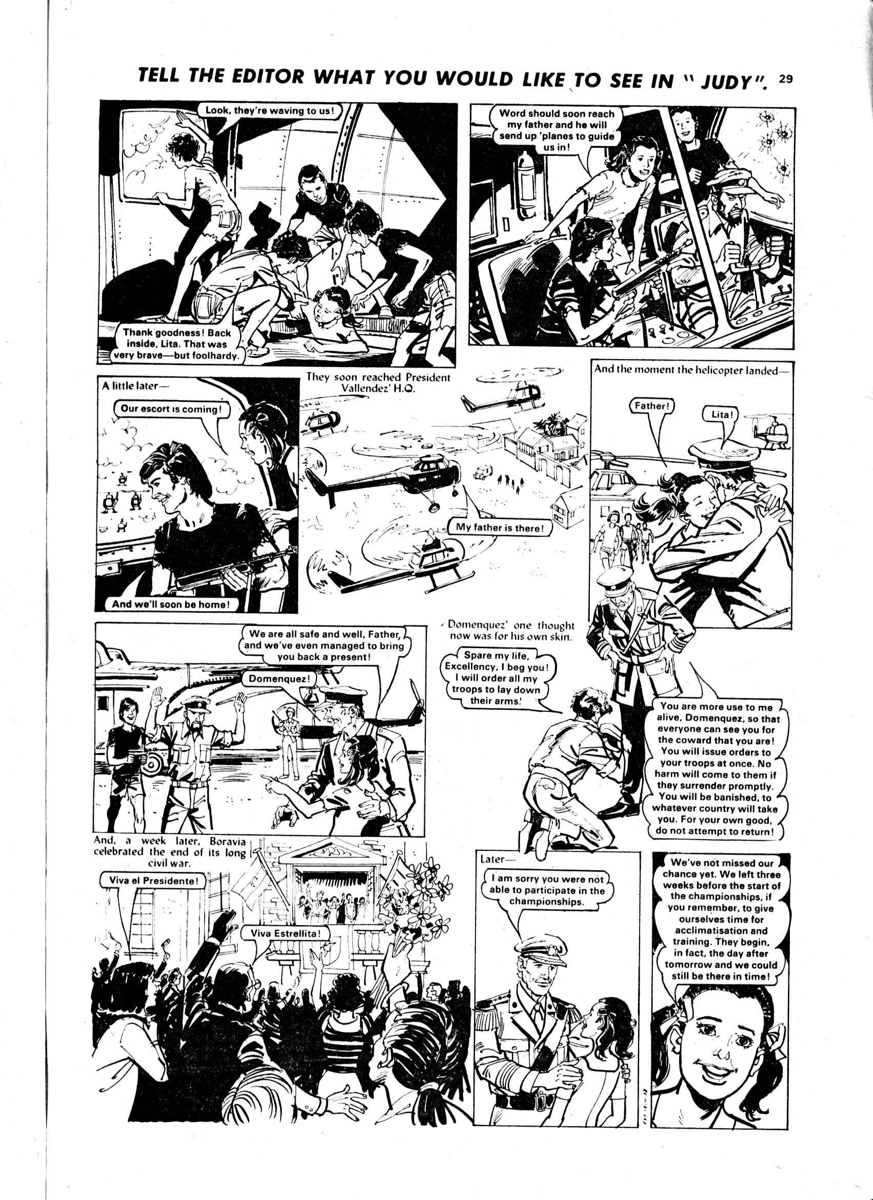 Read online Judy comic -  Issue #984 - 29