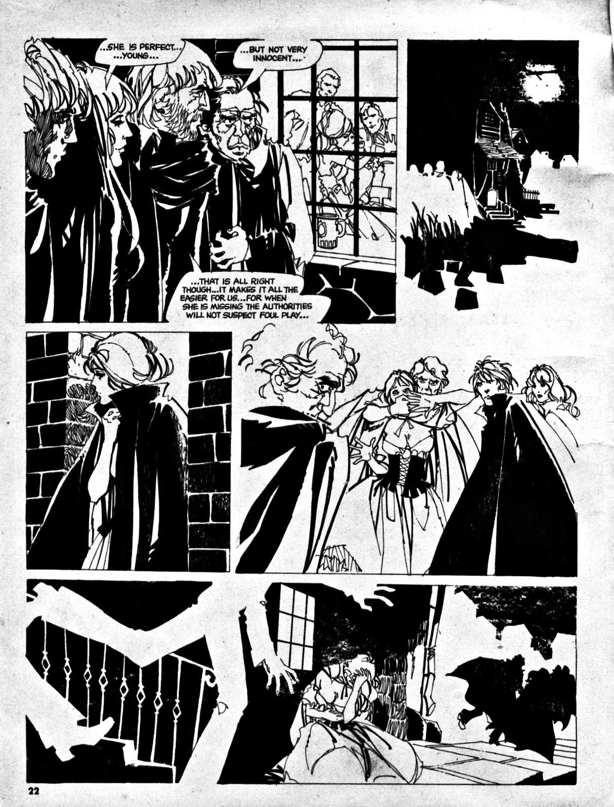 Scream (1973) issue 7 - Page 22