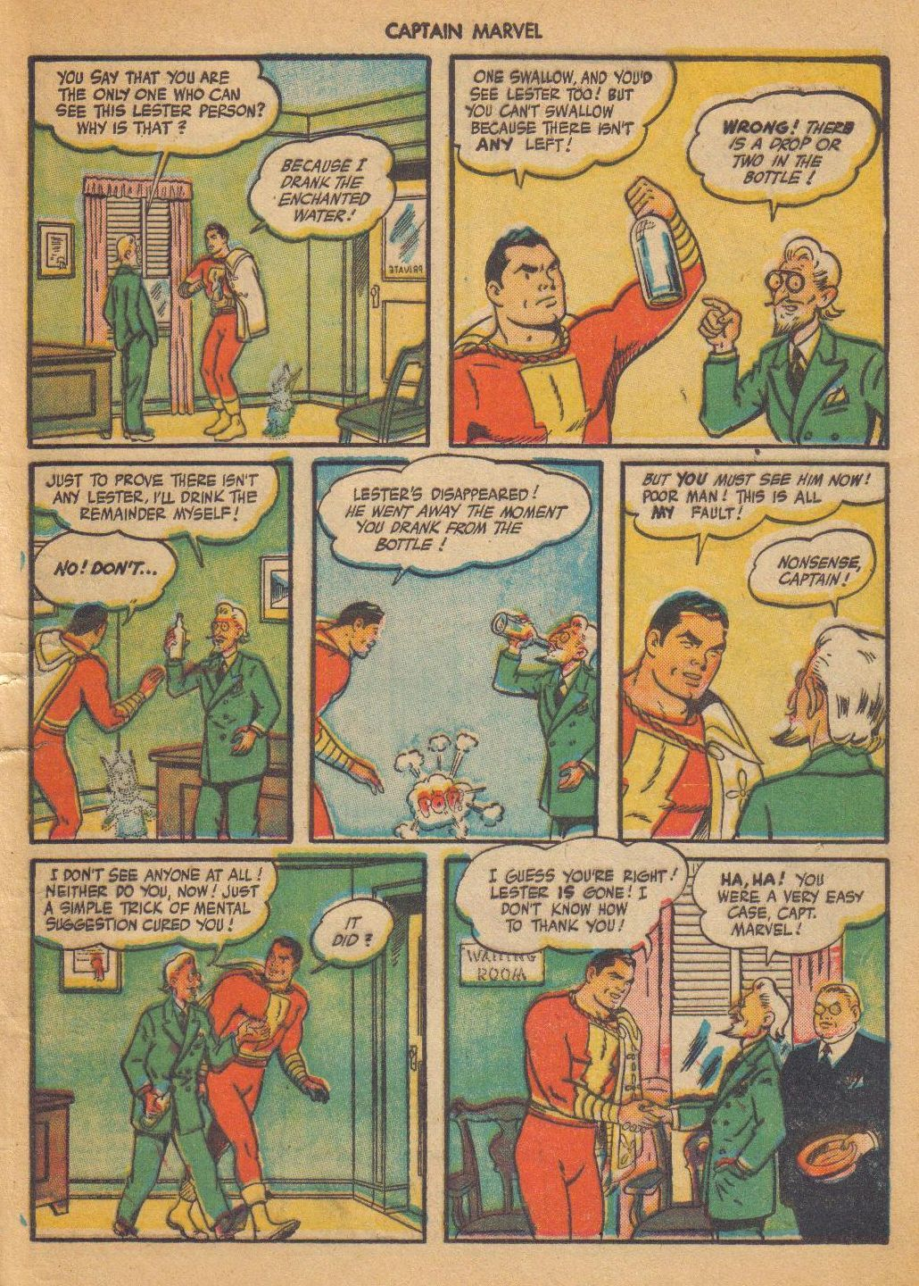 Captain Marvel Adventures issue 64 - Page 13