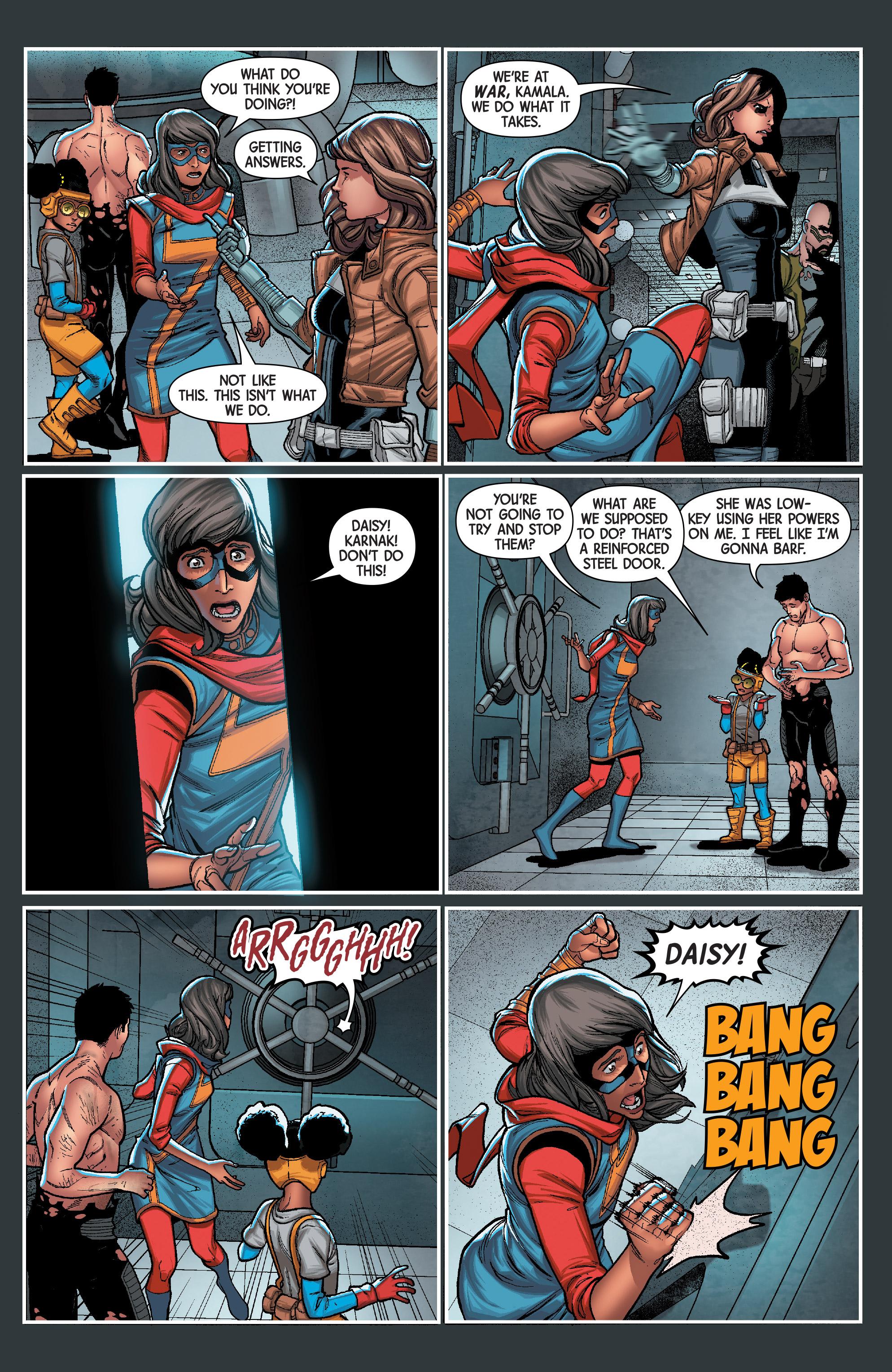 Read online Secret Warriors (2017) comic -  Issue #3 - 17