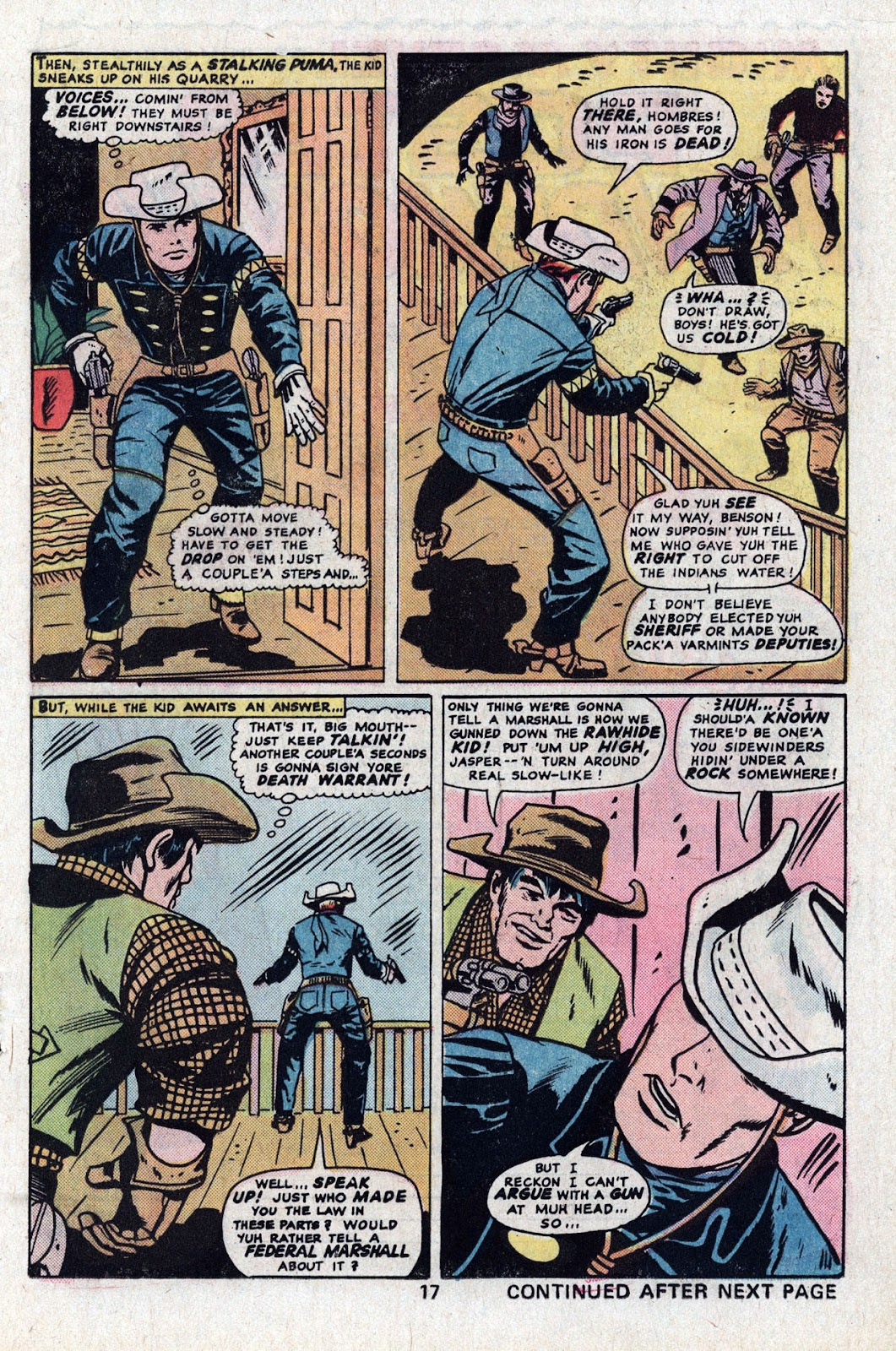 The Rawhide Kid (1955) issue 130 - Page 19