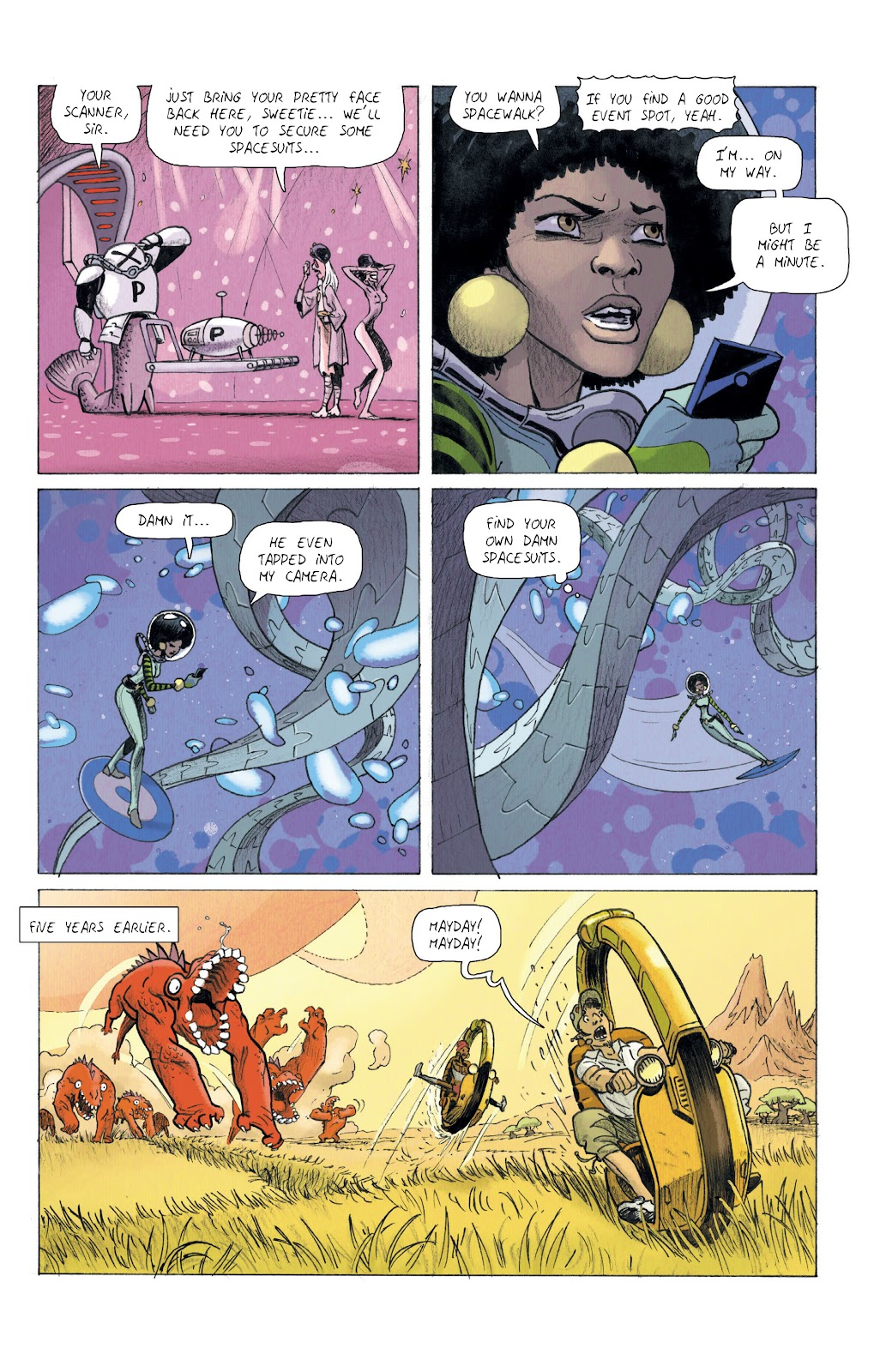 Read online Infinity 8 comic -  Issue #10 - 25