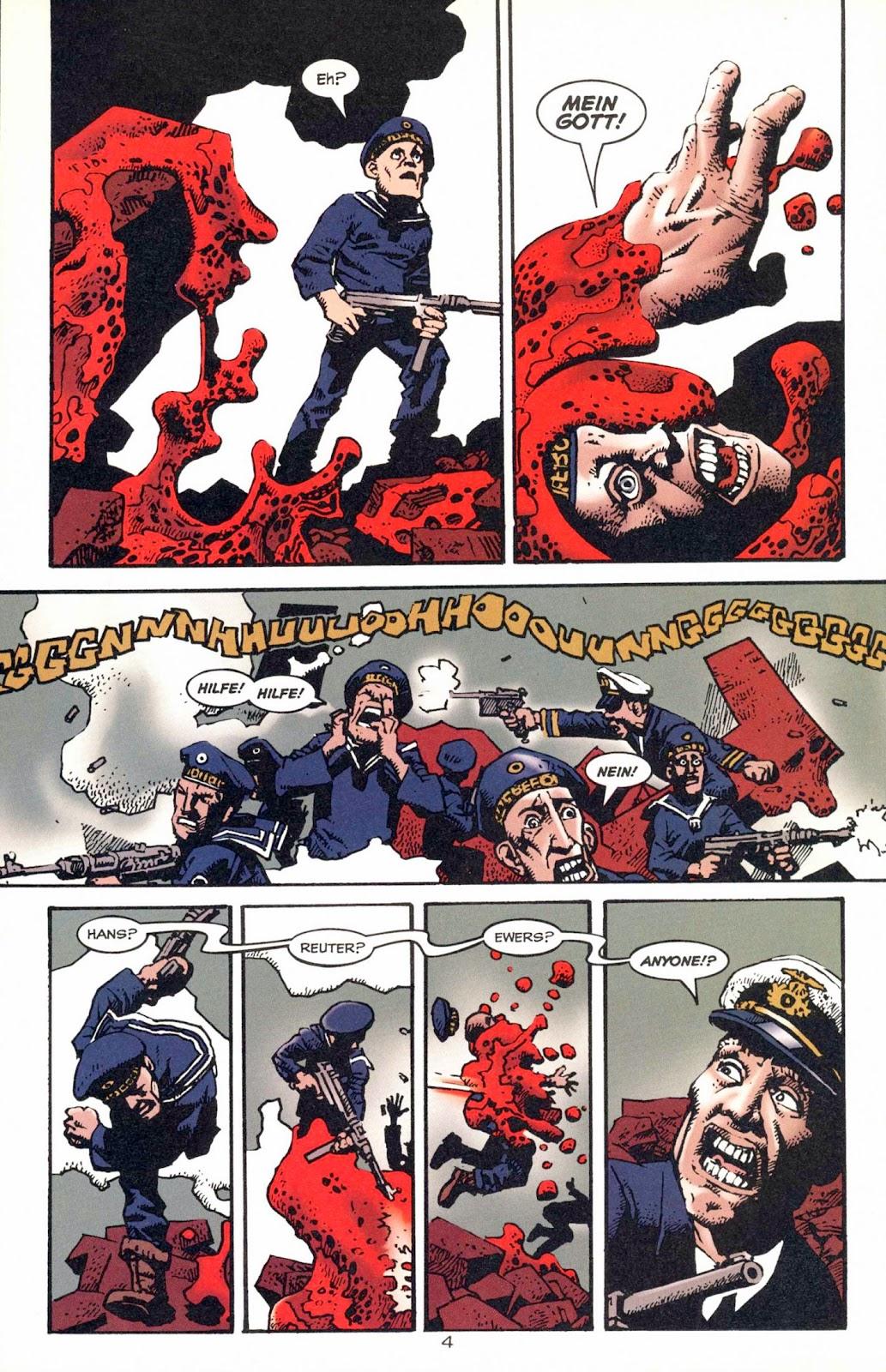 Read online Weird War Tales (1997) comic -  Issue #1 - 7