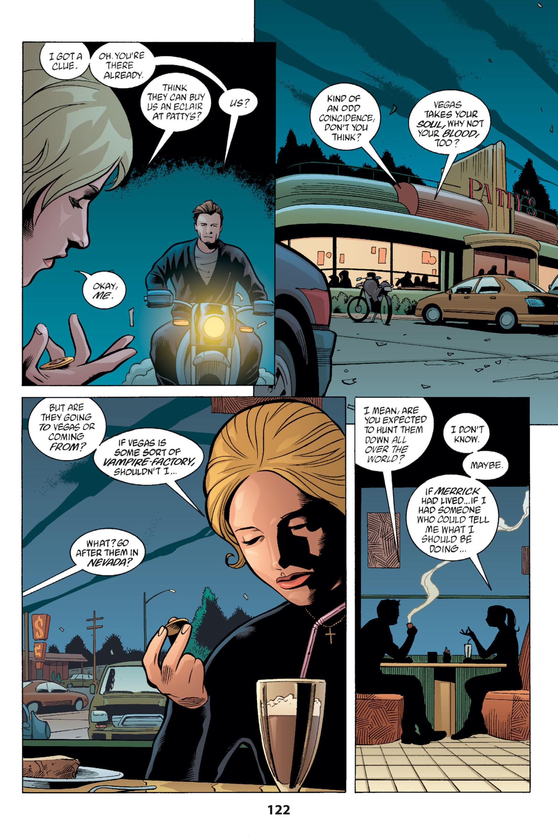 Read online Buffy the Vampire Slayer: Omnibus comic -  Issue # TPB 1 - 121