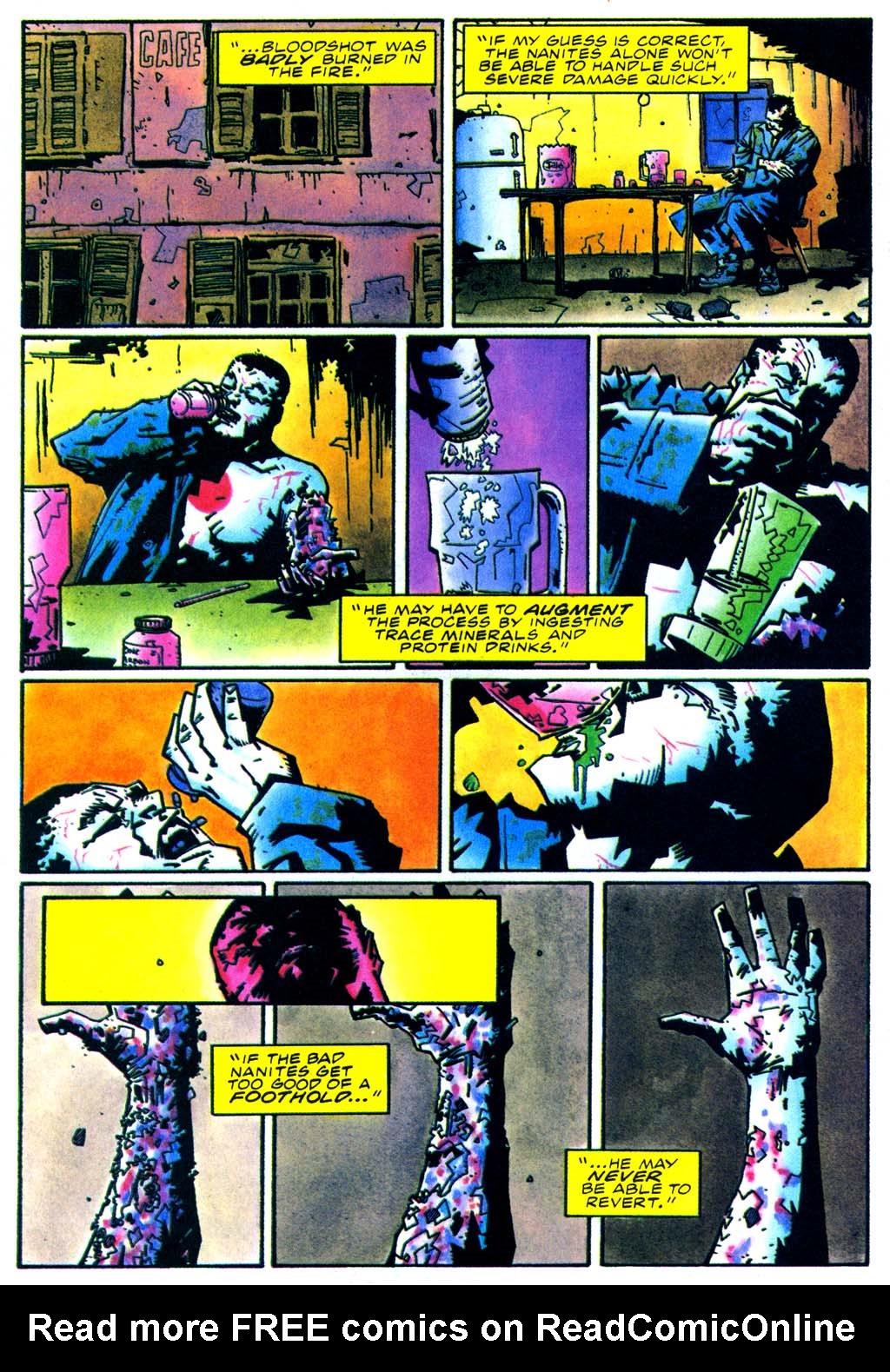 Read online Secret Weapons comic -  Issue #21 - 15