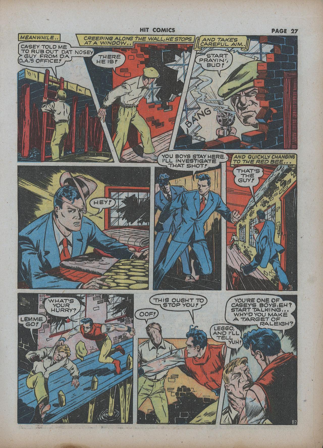 Read online Hit Comics comic -  Issue #22 - 29