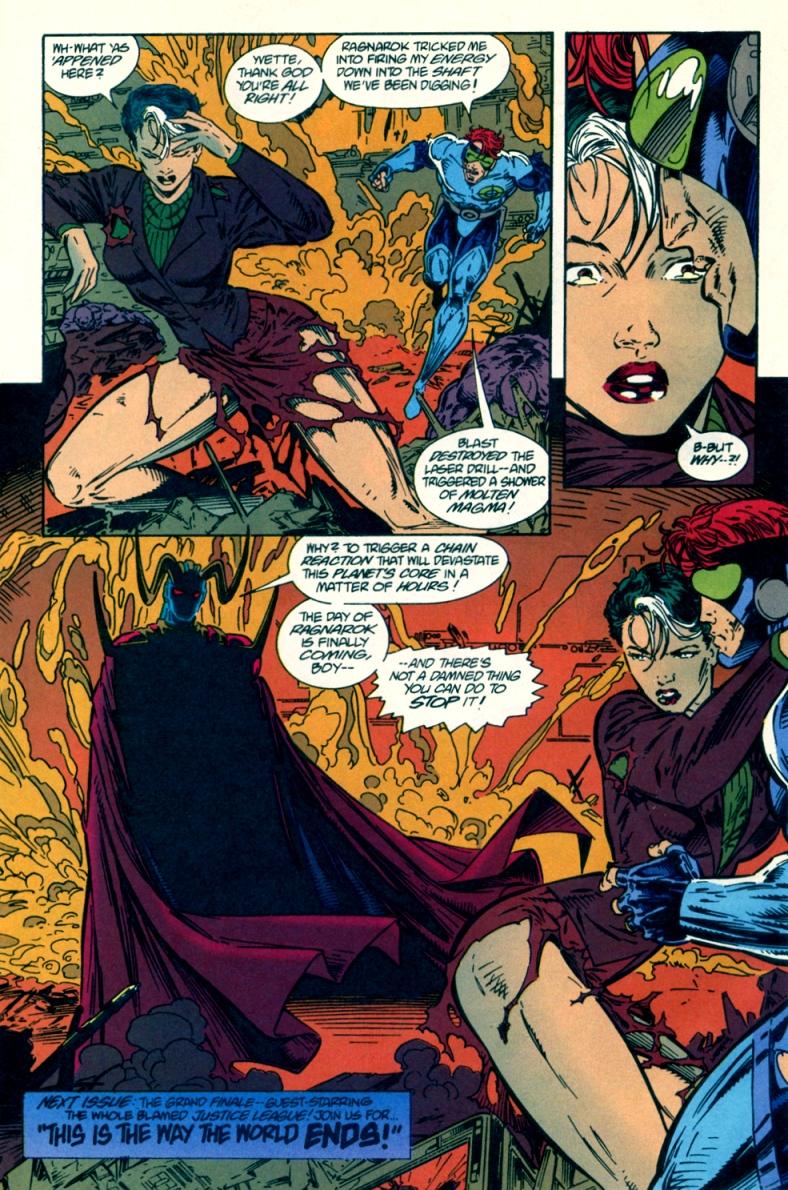 Read online Gunfire comic -  Issue #12 - 30