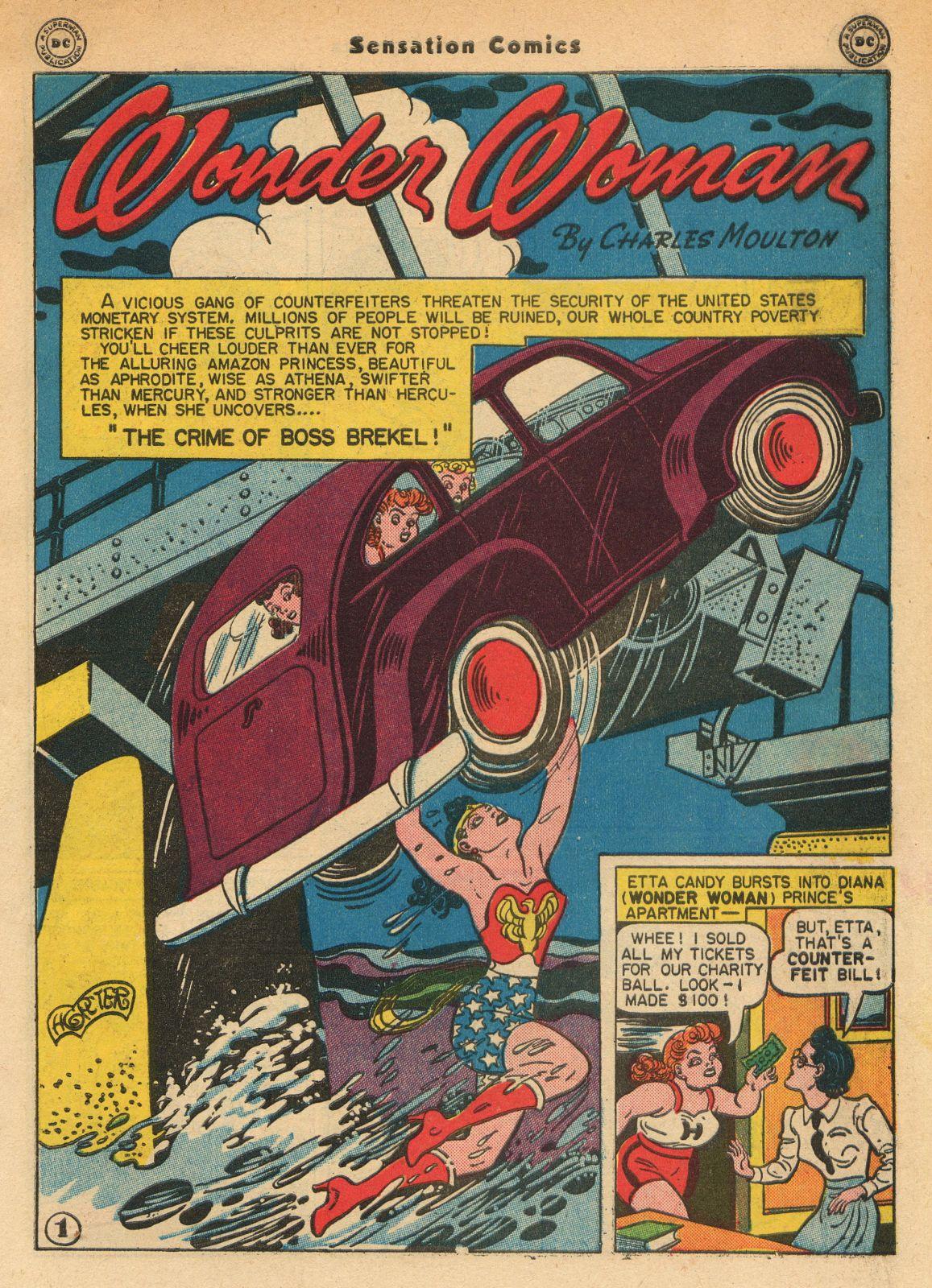 Read online Sensation (Mystery) Comics comic -  Issue #51 - 3