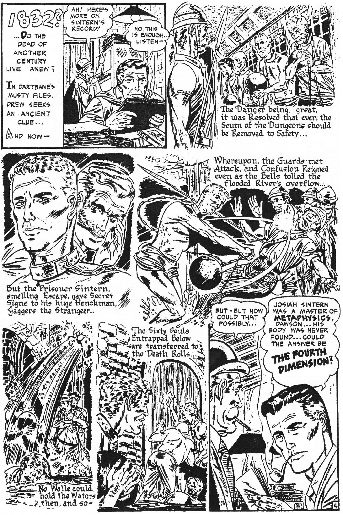 Read online Men of Mystery Comics comic -  Issue #70 - 46
