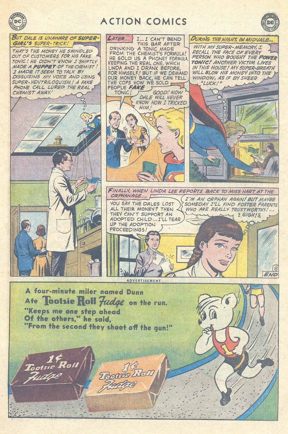 Action Comics (1938) 254 Page 32
