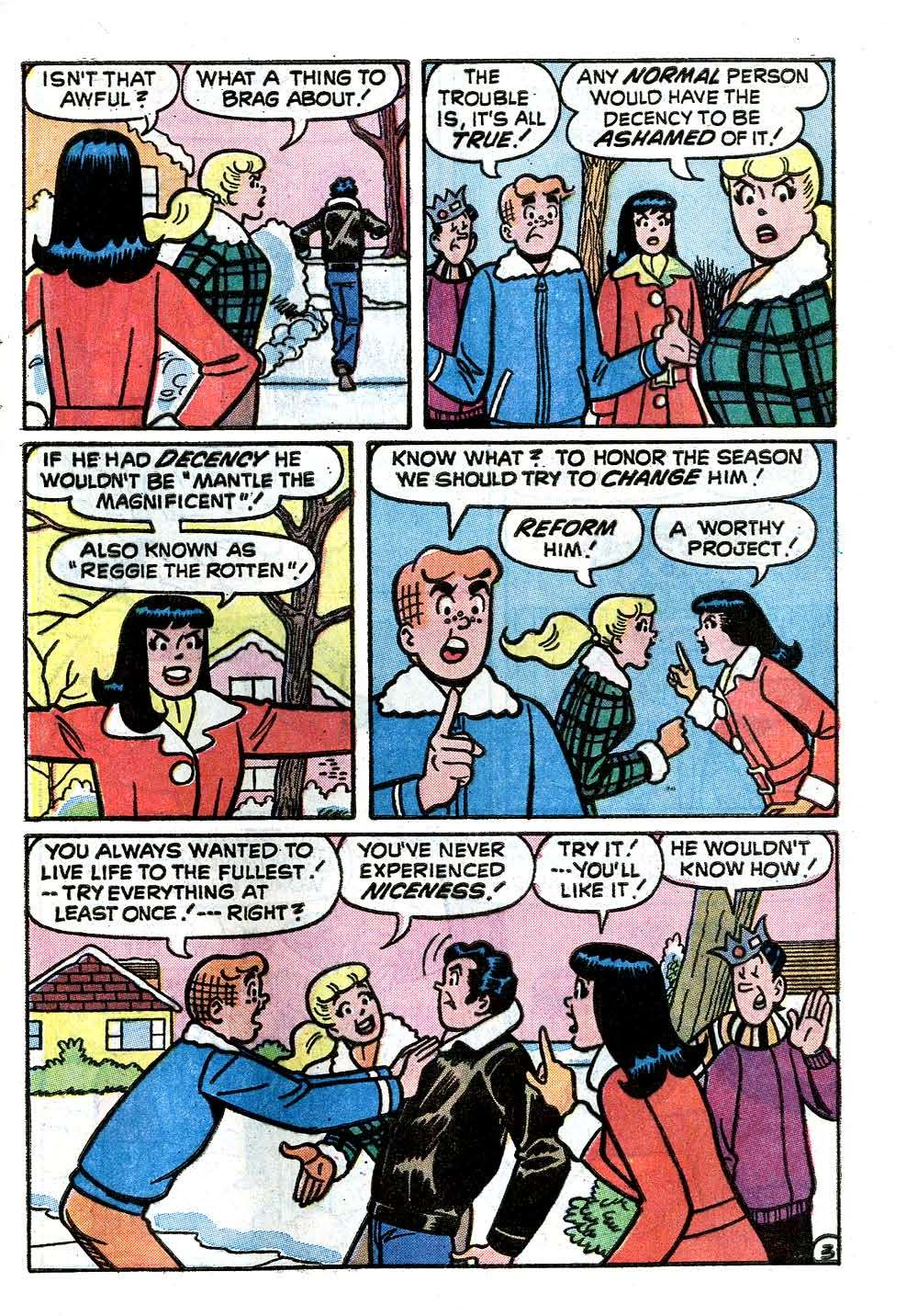 Read online Archie (1960) comic -  Issue #232 - 5