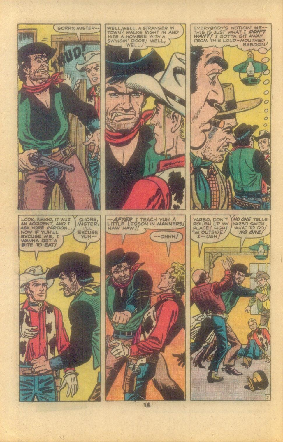 Kid Colt Outlaw issue 209 - Page 16