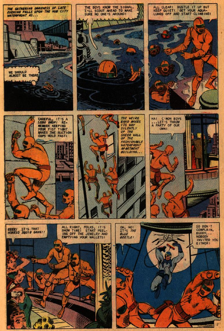 Blue Beetle (1967) issue 1 - Page 4