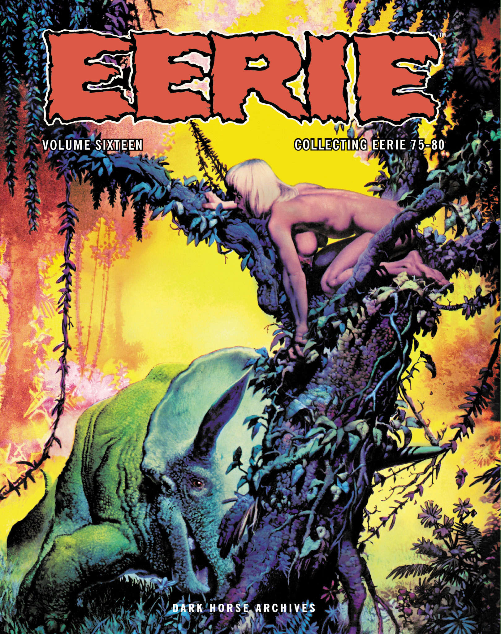 Read online Eerie Archives comic -  Issue # TPB 16 - 1