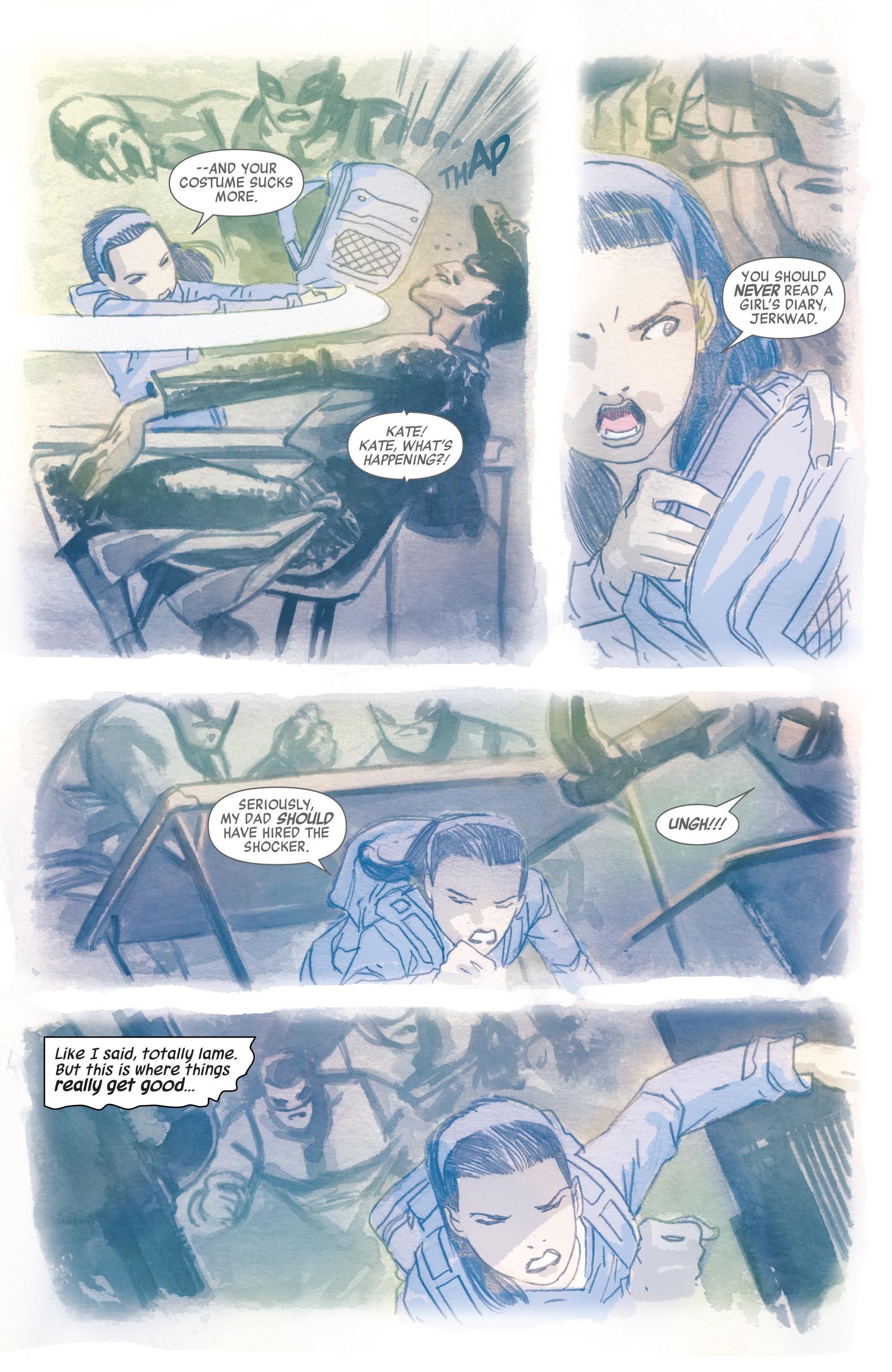Read online All-New Hawkeye (2016) comic -  Issue #6 - 5