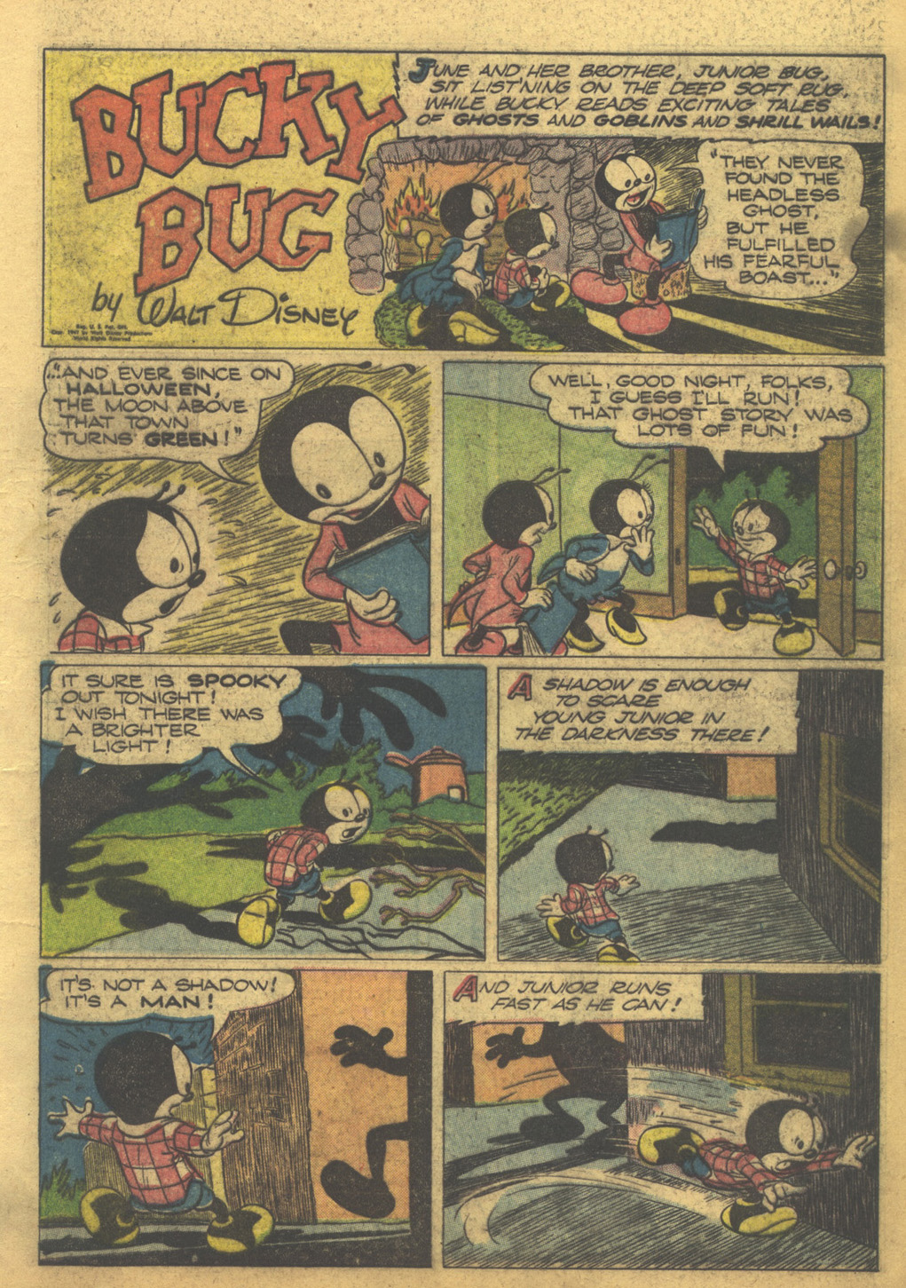 Walt Disney's Comics and Stories issue 86 - Page 13