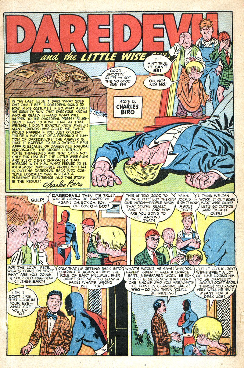 Daredevil (1941) issue 44 - Page 5