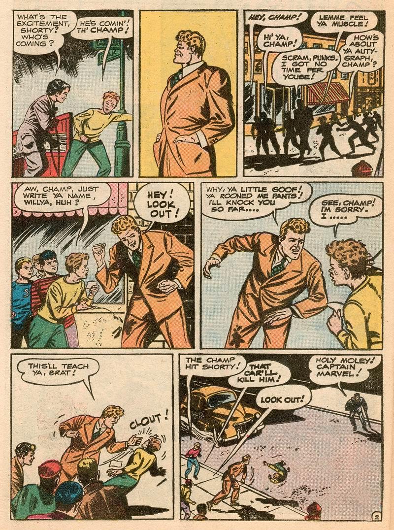 Read online Shazam! (1973) comic -  Issue #5 - 19