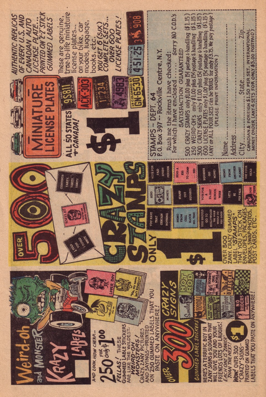 Read online Wonder Woman (1942) comic -  Issue #161 - 28