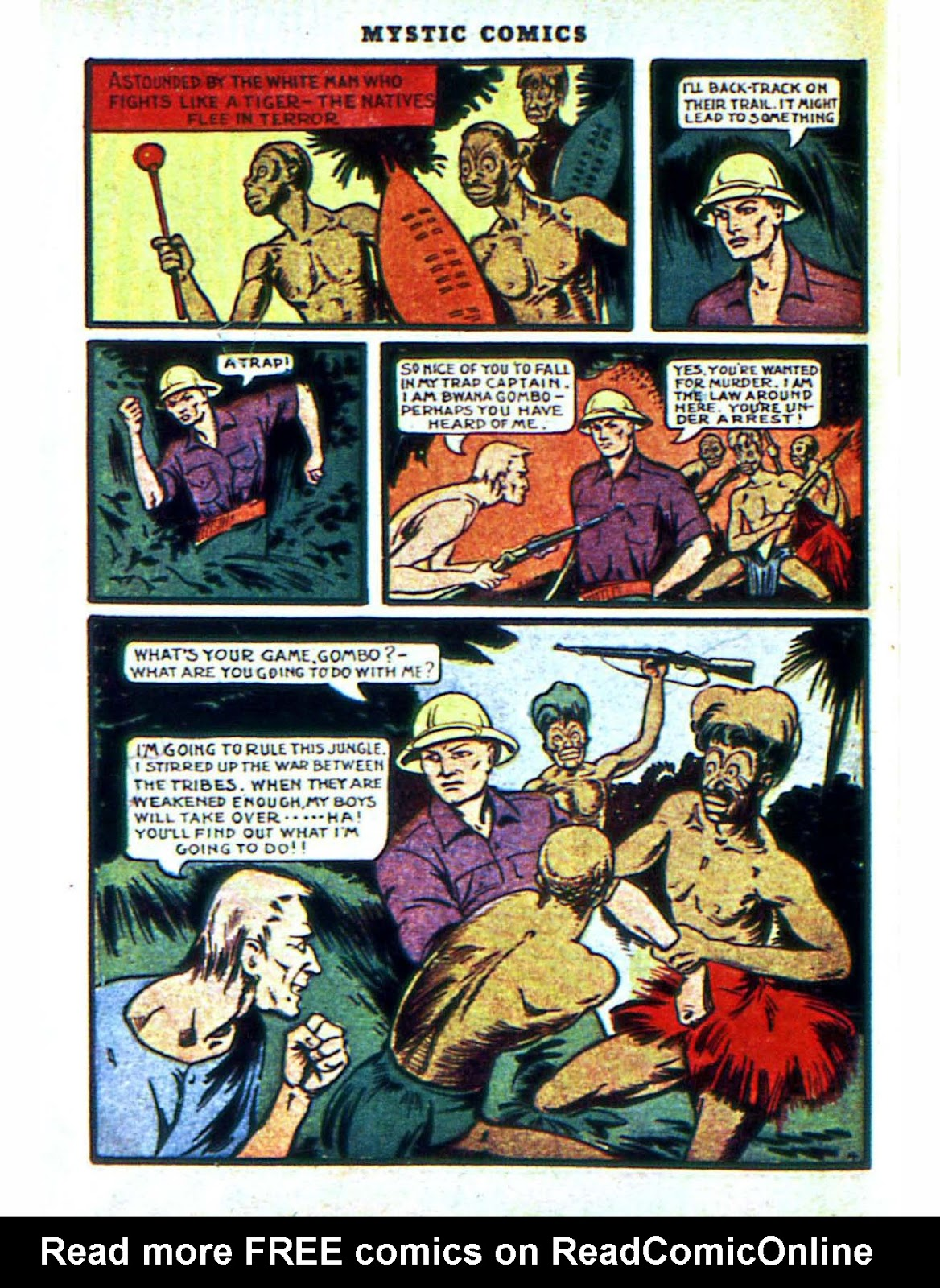 Mystic Comics (1940) issue 2 - Page 56