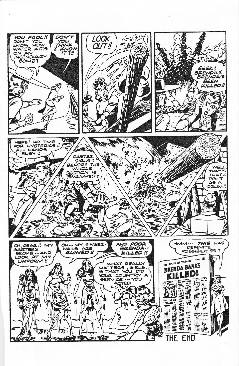 Read online Men of Mystery Comics comic -  Issue #53 - 49