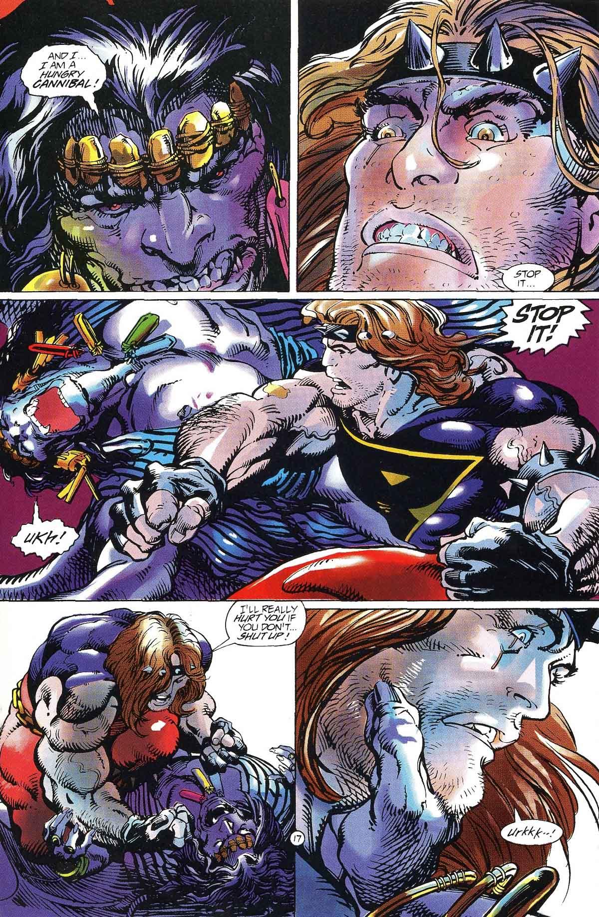 Read online Rune (1994) comic -  Issue #6 - 19