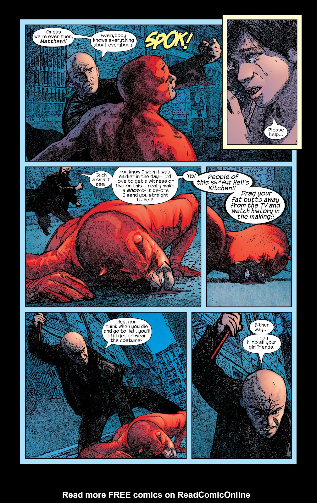 Read online Daredevil (1998) comic -  Issue # _Ultimate_Collection TPB 2 (Part 2) - 98