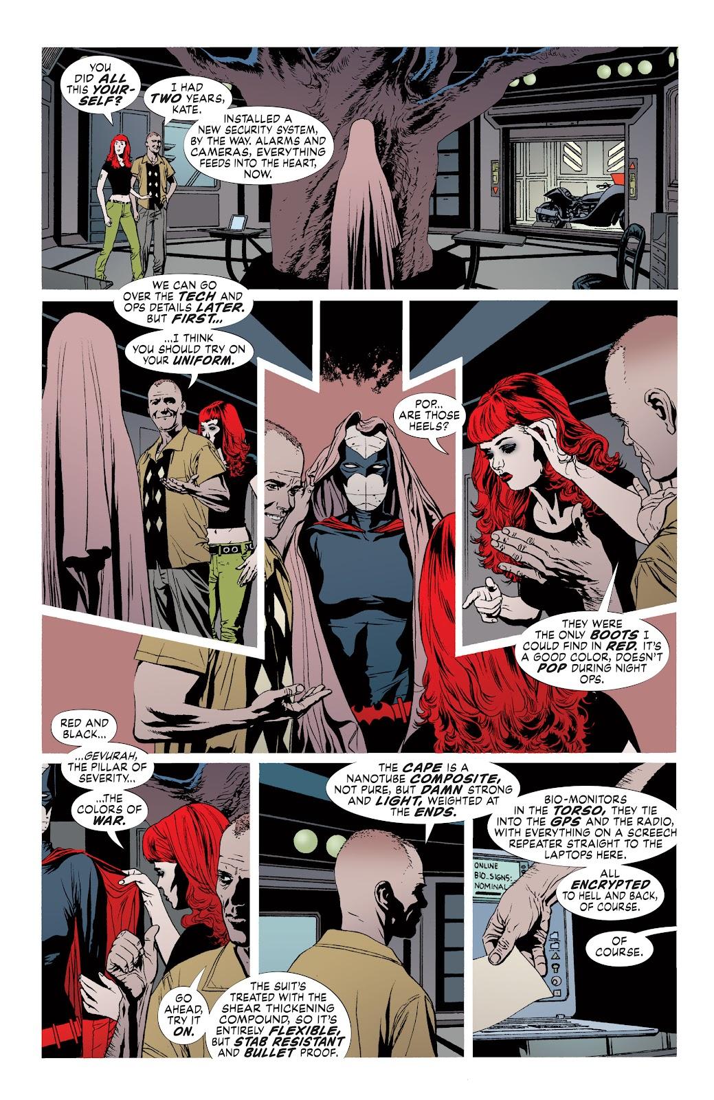 Read online Detective Comics (1937) comic -  Issue # _TPB Batwoman – Elegy (New Edition) (Part 2) - 32