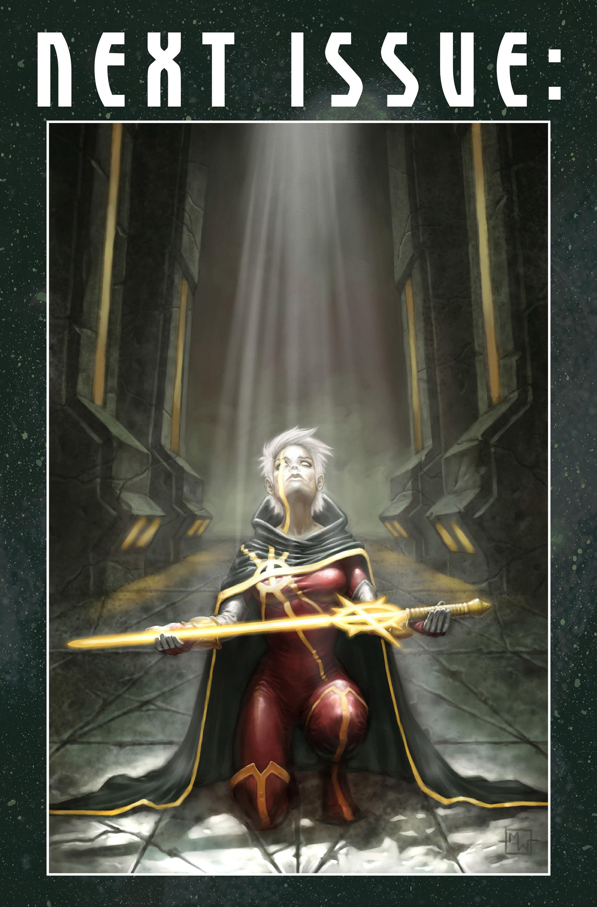 Read online Annihilation: Conquest - Quasar comic -  Issue #2 - 23