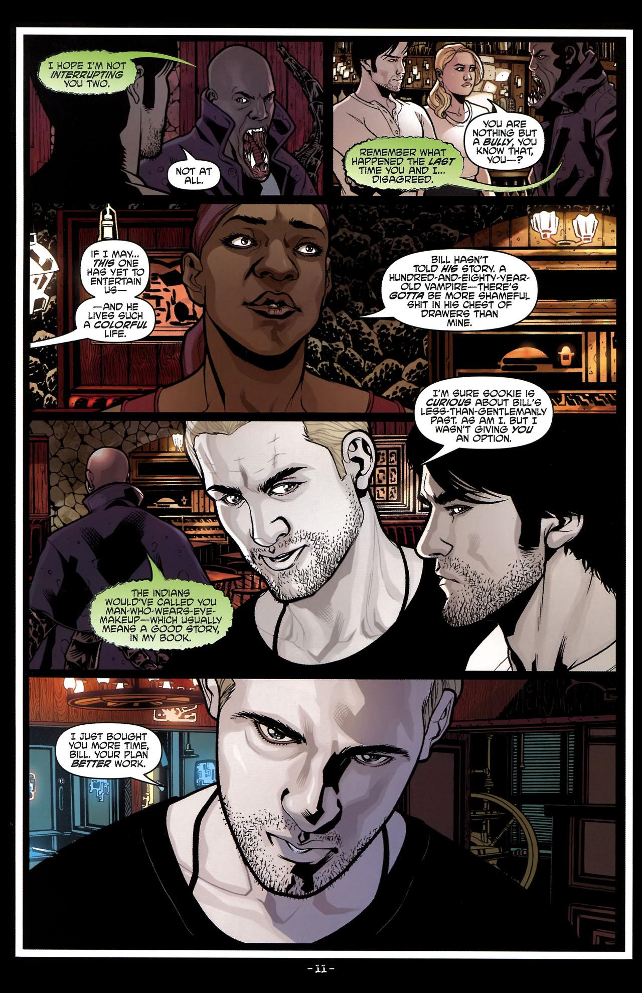 Read online True Blood (2010) comic -  Issue #5 - 14