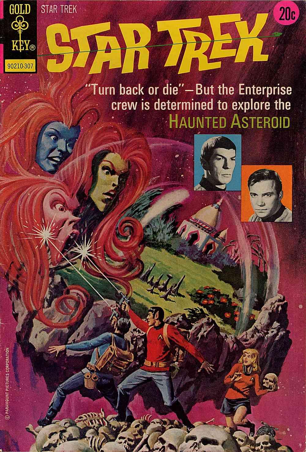 Star Trek (1967) issue 19 - Page 1