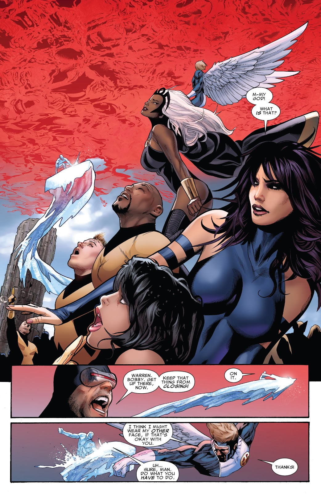 Read online X-Men: Second Coming comic -  Issue # _TPB (Part 2) - 87