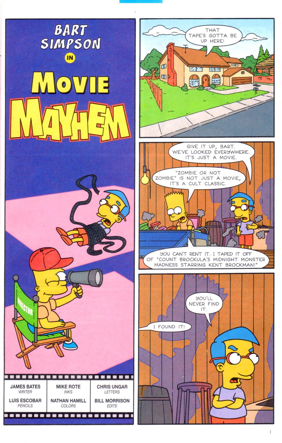 Read online Simpsons Comics Presents Bart Simpson comic -  Issue #20 - 18