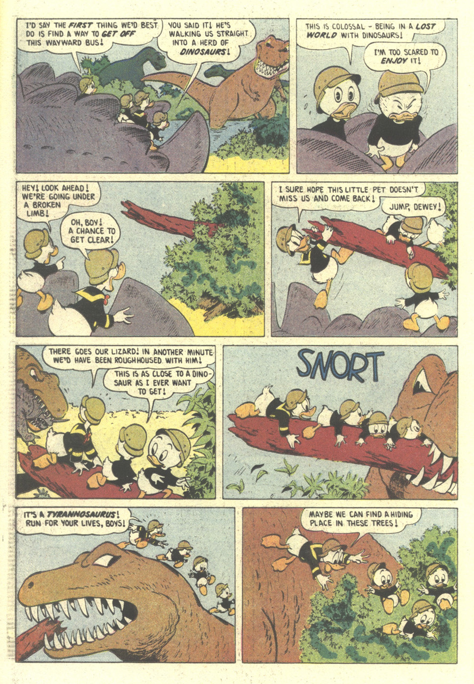 Walt Disney's Donald Duck (1986) issue 248 - Page 22
