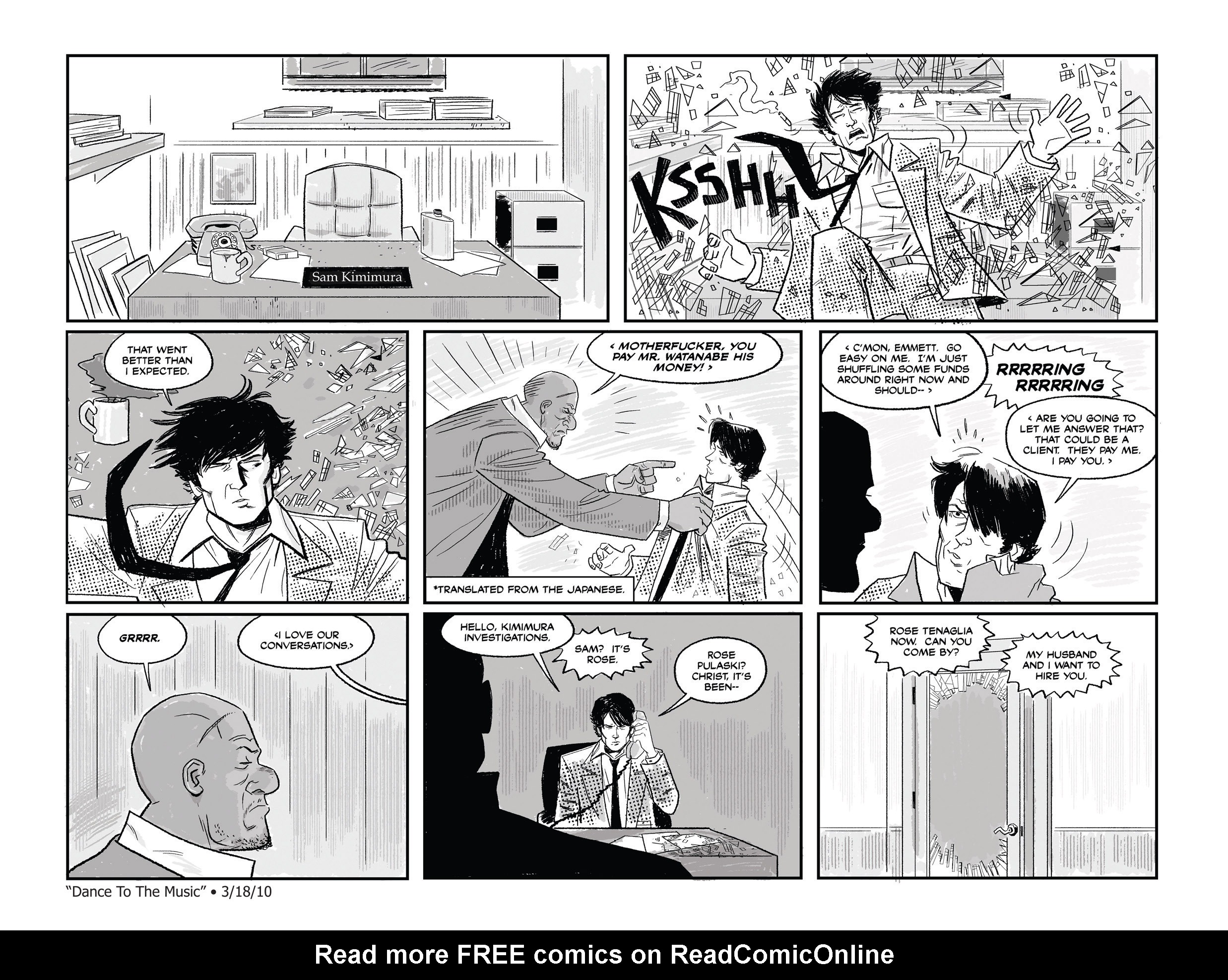 Read online She Died In Terrebonne comic -  Issue #2 - 14