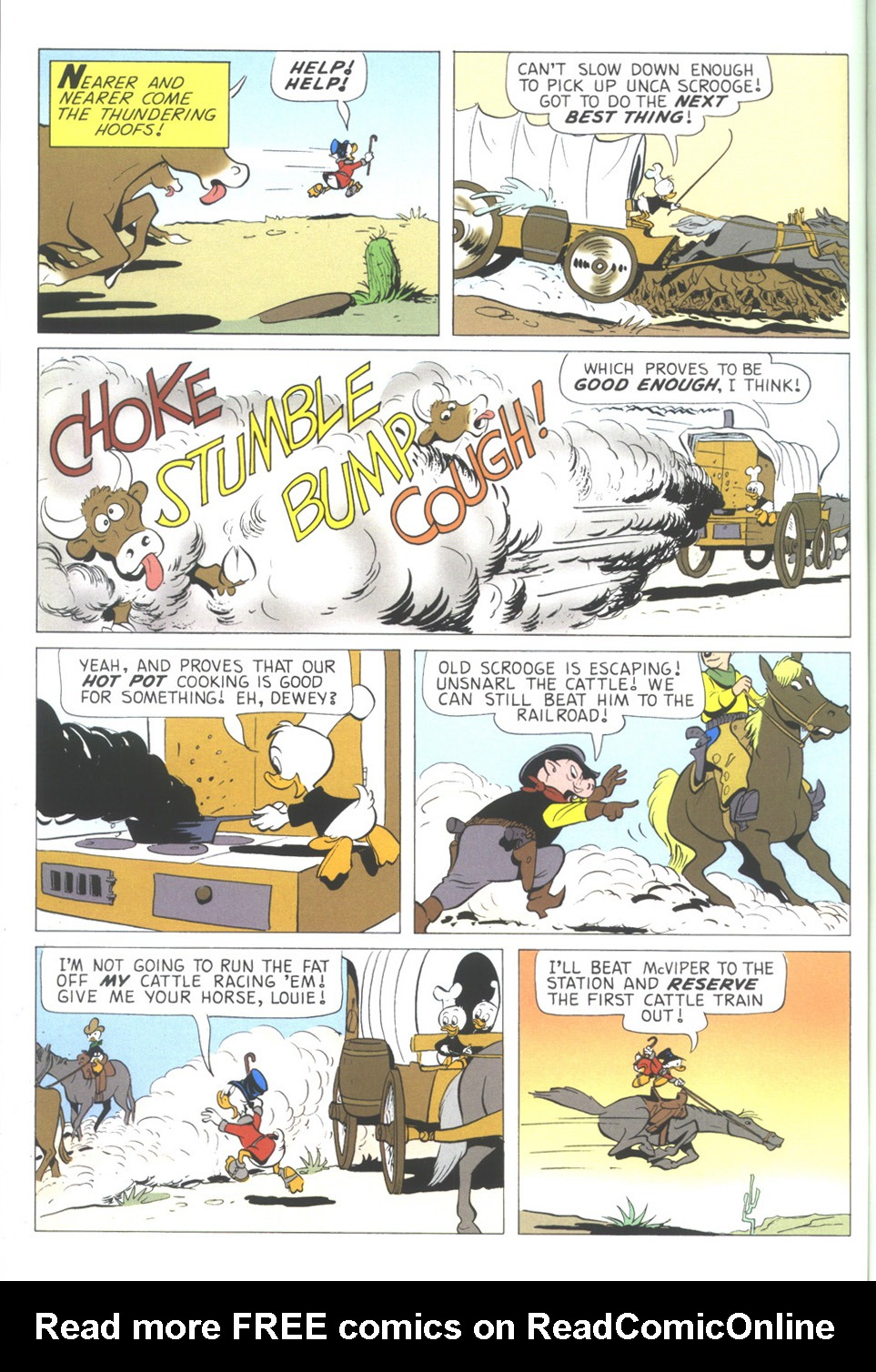 Read online Uncle Scrooge (1953) comic -  Issue #344 - 62