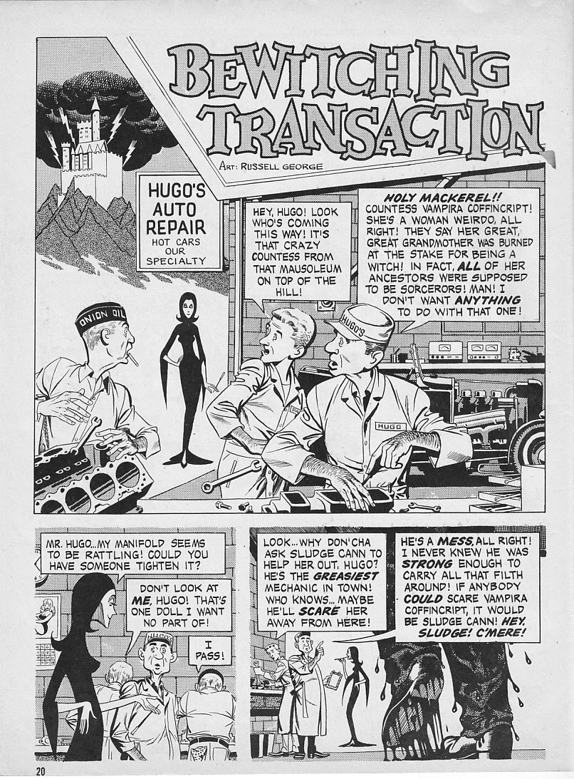 Drag Cartoons issue 1 - Page 22