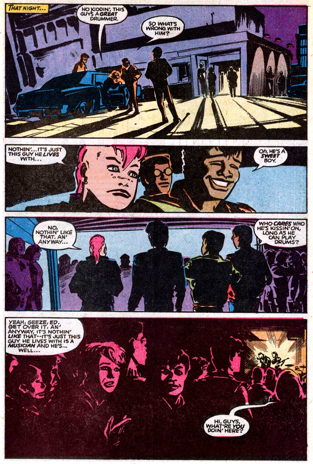 Steeltown Rockers issue 2 - Page 8