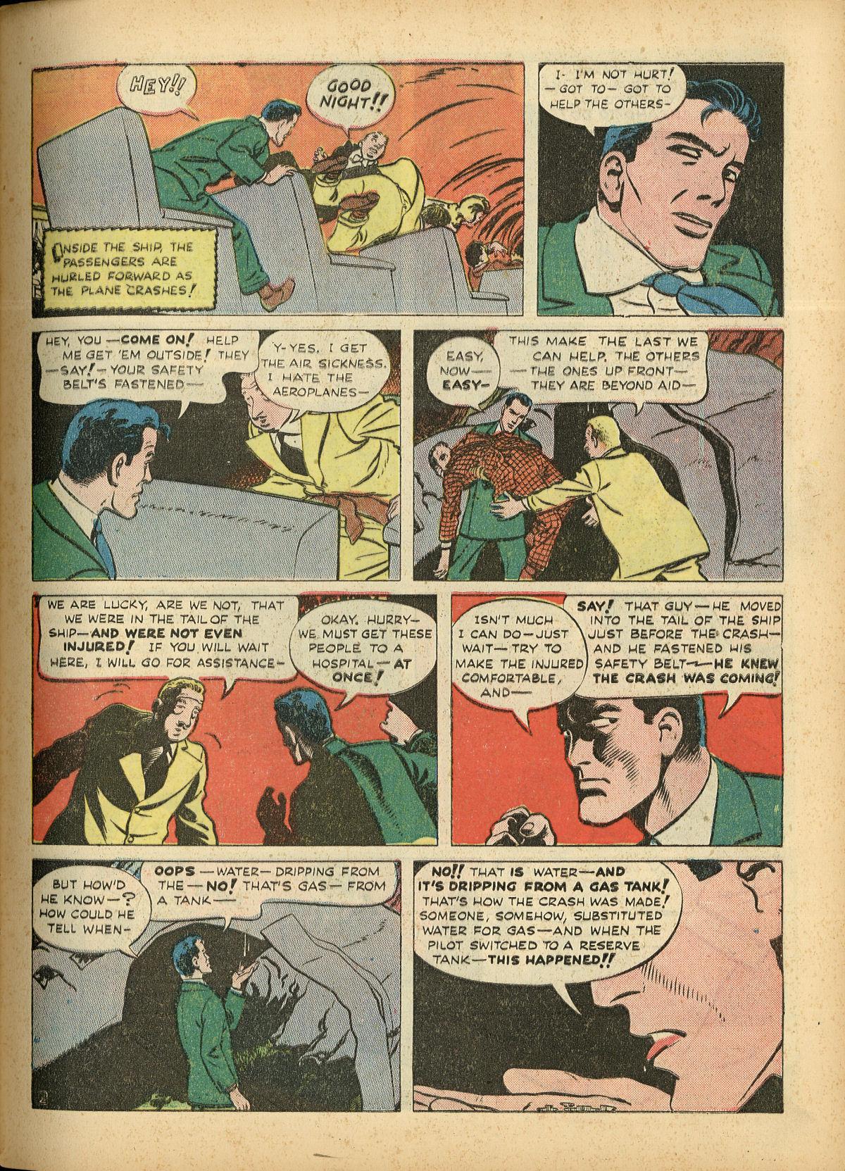 Read online Detective Comics (1937) comic -  Issue #55 - 17