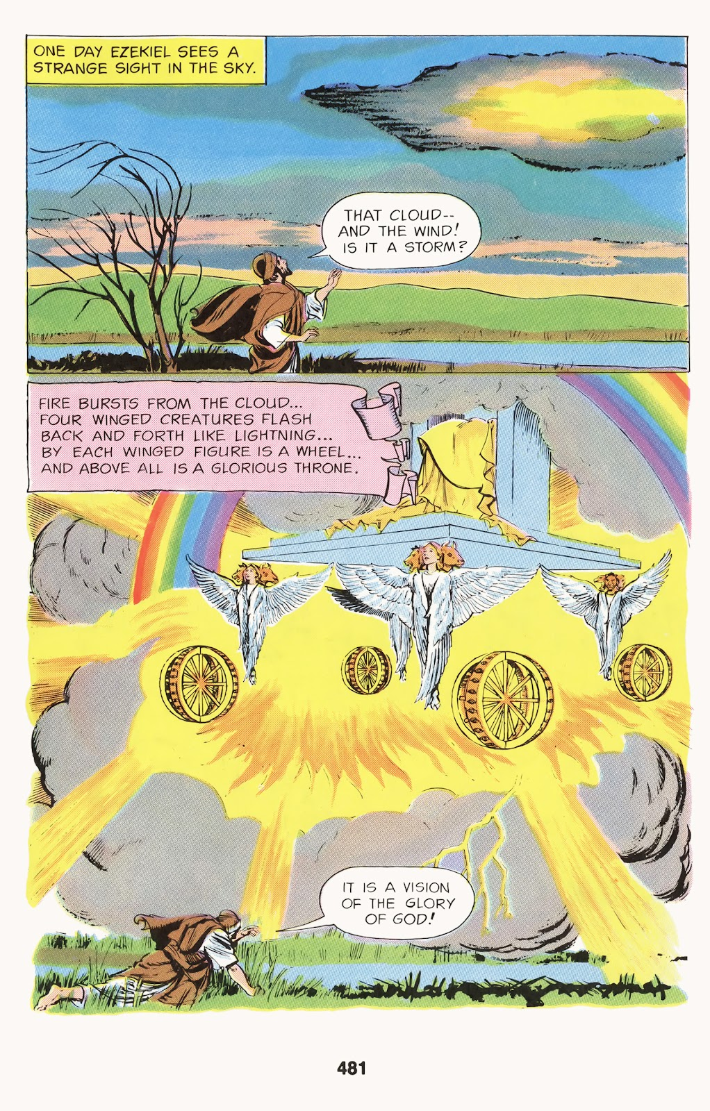 The Picture Bible issue TPB (Part 5) - Page 84