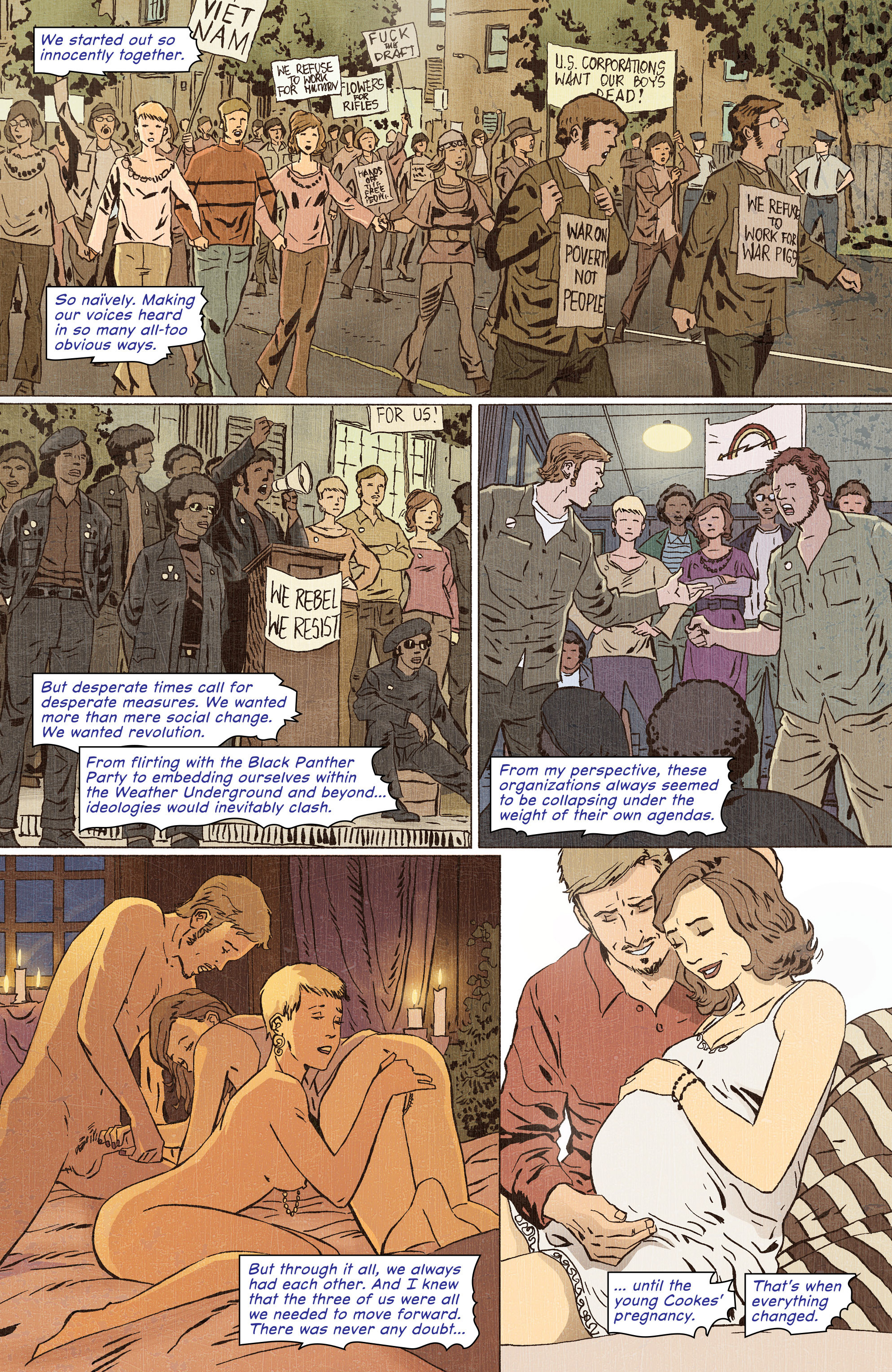Read online Sex comic -  Issue #25 - 15