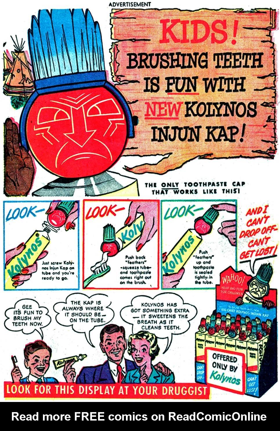 Comic Cavalcade issue 32 - Page 29