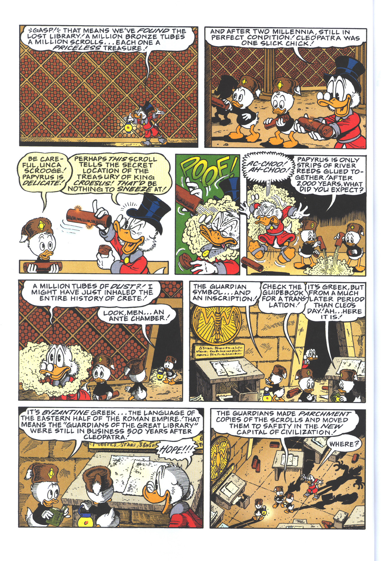 Read online Uncle Scrooge (1953) comic -  Issue #383 - 14