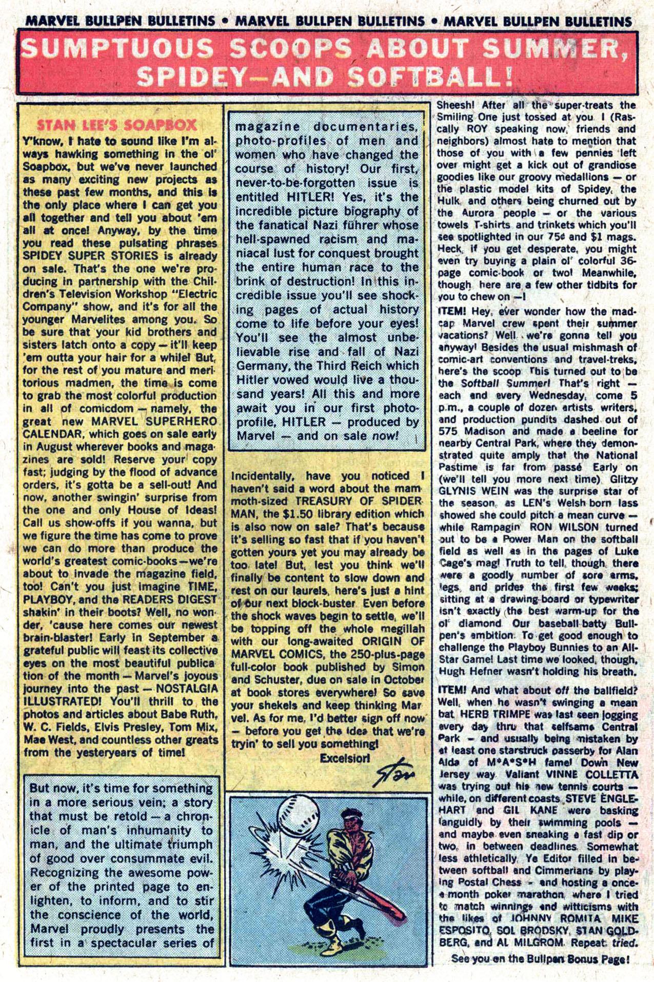 Read online Amazing Adventures (1970) comic -  Issue #27 - 21