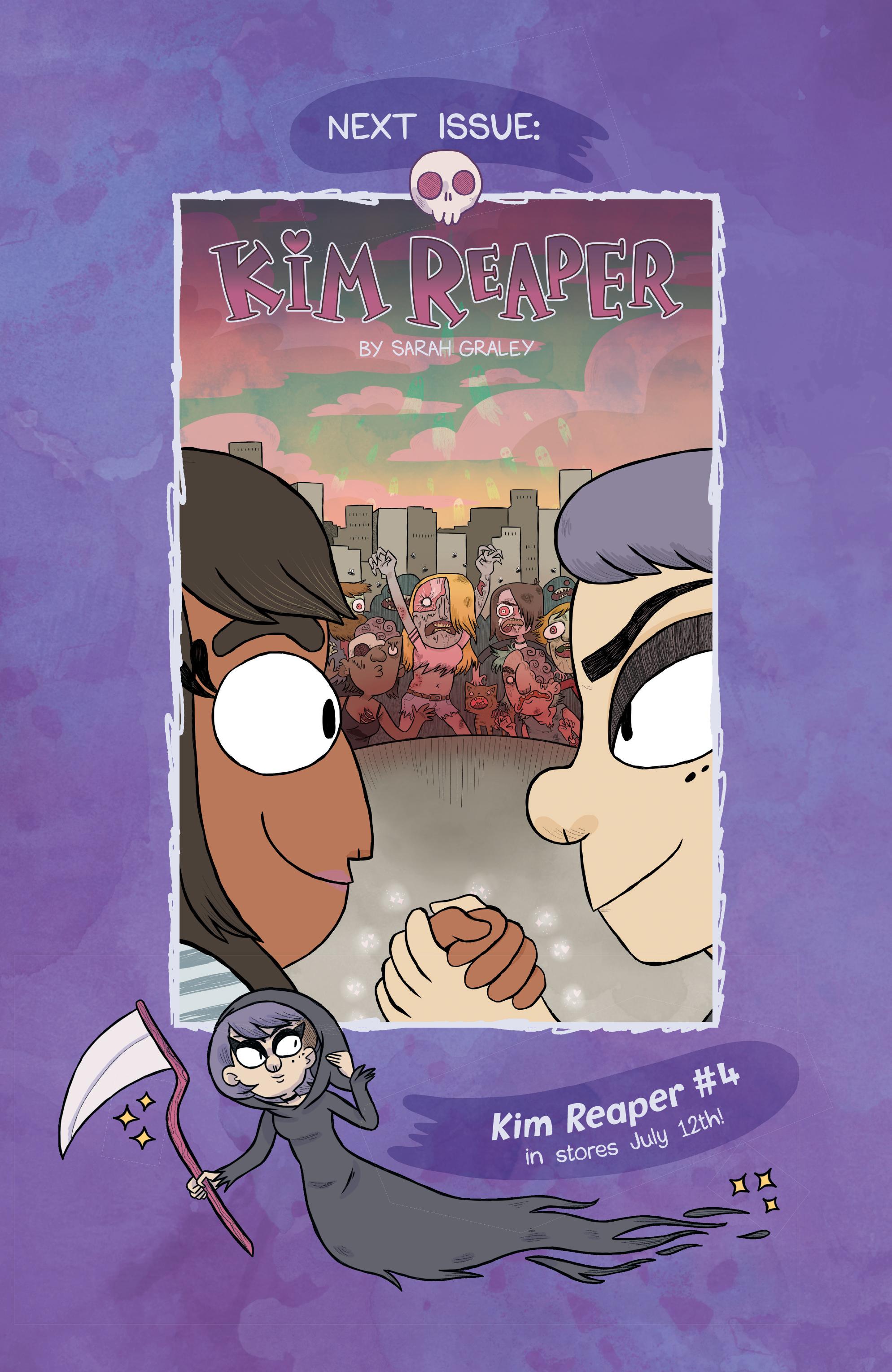 Read online Kim Reaper comic -  Issue #3 - 25