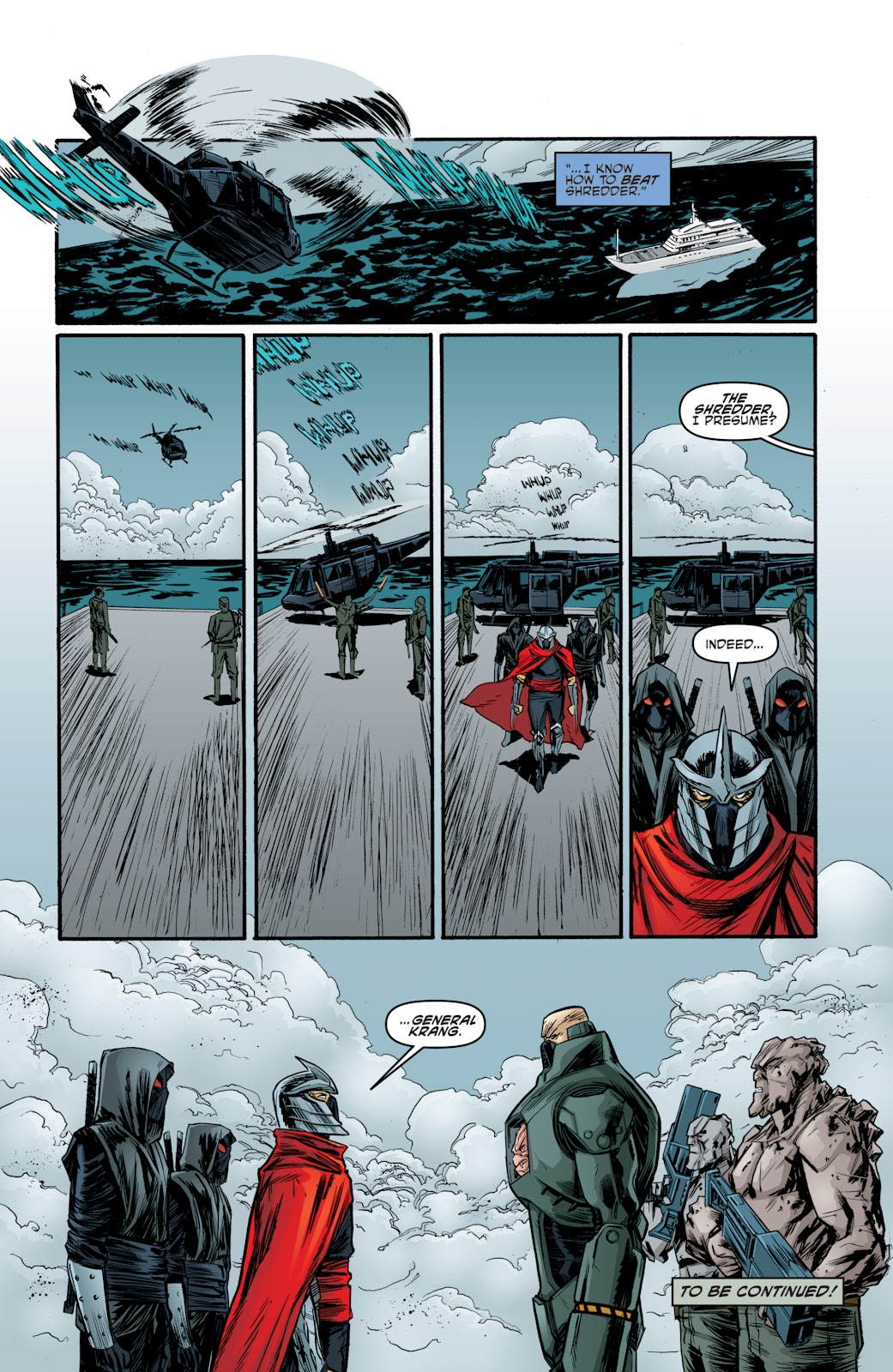 Read online Teenage Mutant Ninja Turtles: The IDW Collection comic -  Issue # TPB 4 (Part 3) - 97