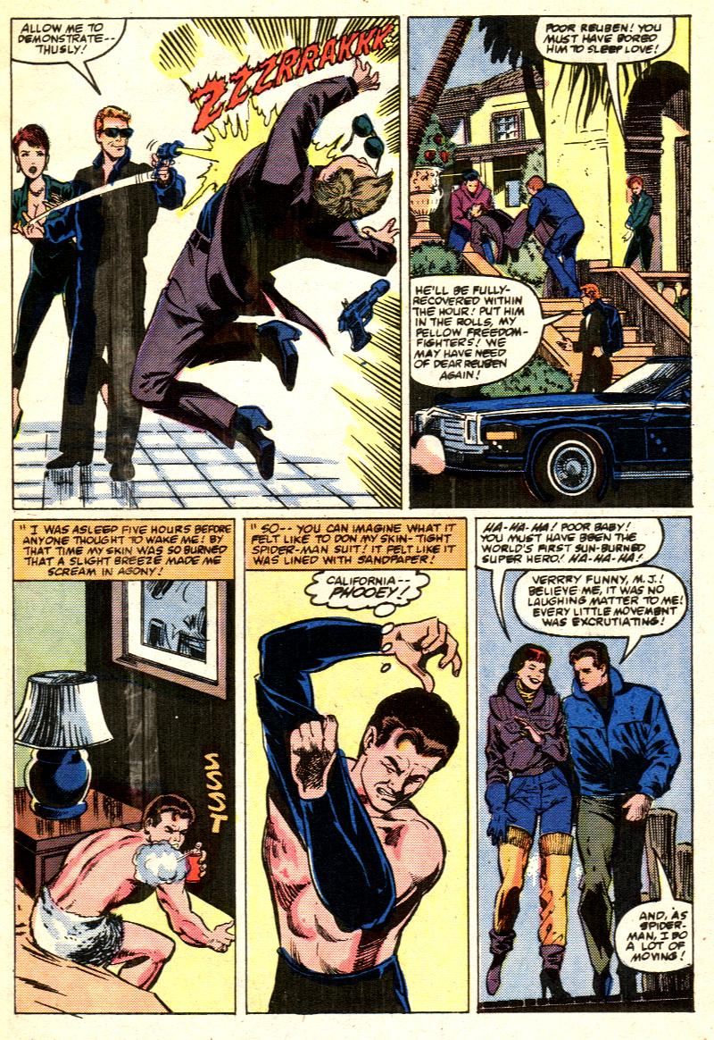 Web of Spider-Man (1985) Issue #28 #38 - English 9