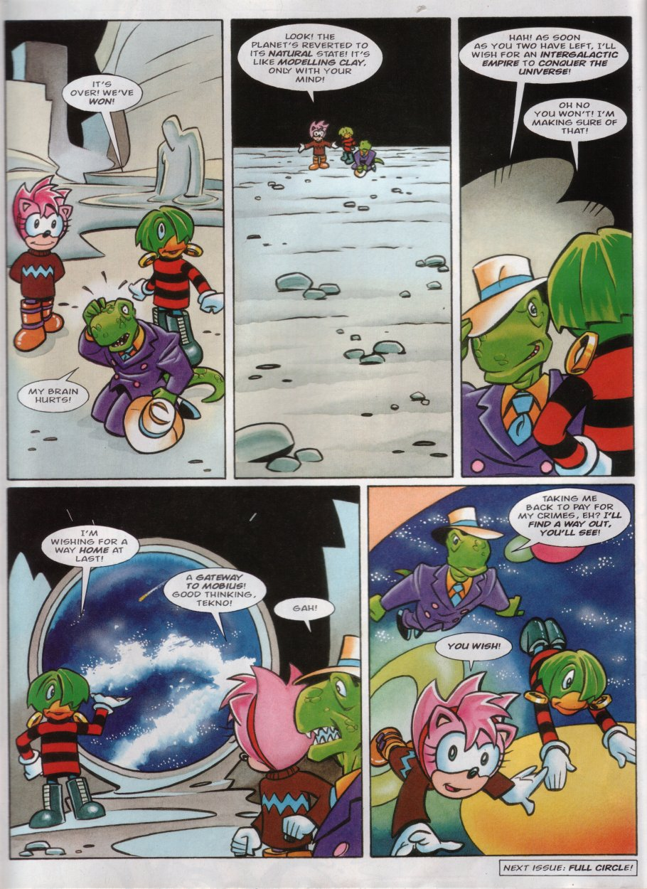 Read online Sonic the Comic comic -  Issue #155 - 13